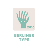 Berliner Type Award 2016
