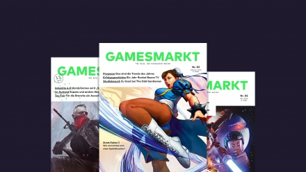 Relaunch GamesMarkt